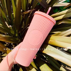 🎀LAST FEW🎀PRICE FIRM 2020 Pink Studded Cup